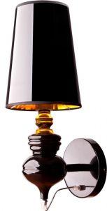 ALASKA black kinkiet 5754 Nowodvorski Lighting